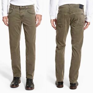 Hudson | Byron Straight Slim Jeans in Ares